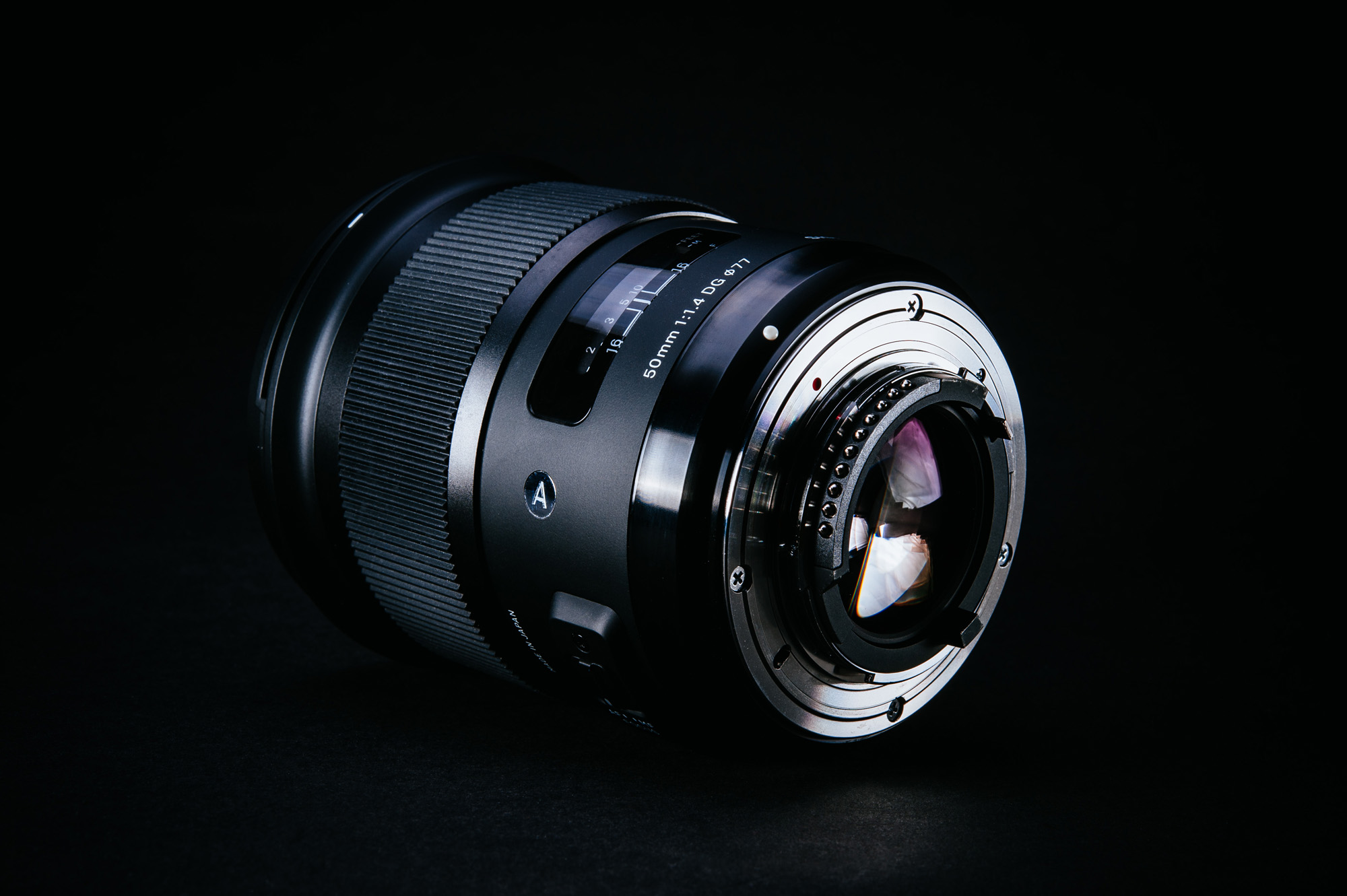 Sigma 50mm F 14 Dg Hsm Art Review By Richard For Canon